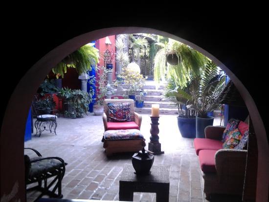 Todos Santos, México: uno spazio relax