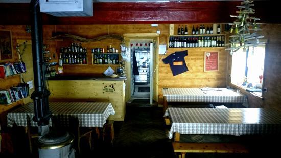 La sala da pranzo picture of rifugio morelli buzzi valdieri tripadvisor - Paul signac la sala da pranzo ...