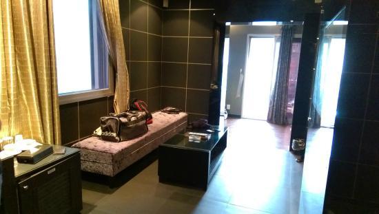 Hotel Amare : Hotel living room