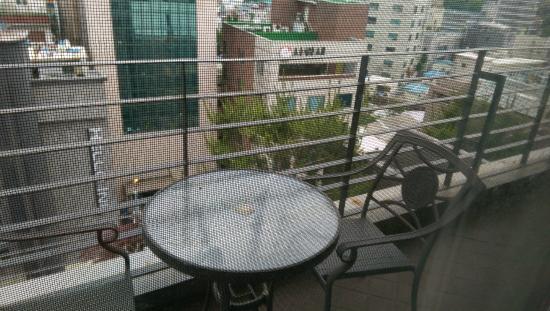 Hotel Amare : Balcony