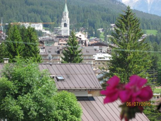 Hotel da Beppe Sello: One of our many views
