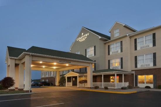 country inn suites by radisson harrisonburg va. Black Bedroom Furniture Sets. Home Design Ideas