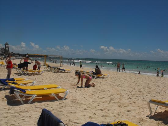 IBEROSTAR Paraiso Del Mar: playa
