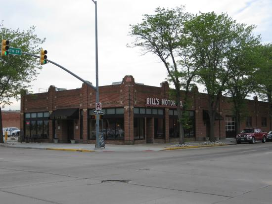 Old Town Bistro exterior