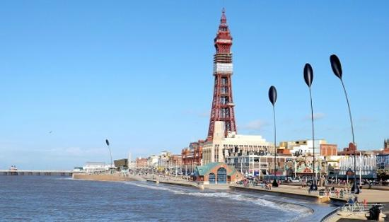 Photo of Da Ville Hotel Blackpool