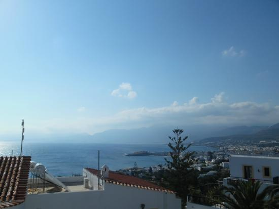 Hersonissos Village Hotel : View from the balcony