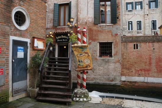 The Oldest Restaurant In Venice Picture Of Venice With Simona Day Tours
