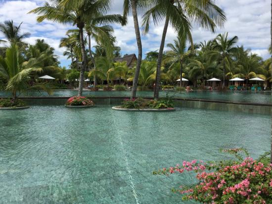 Trou aux Biches Beachcomber Golf Resort & Spa: Piscine