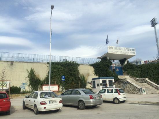 Dimotiko Stadio Lamias