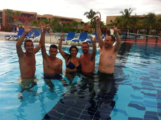 The same Adults only section riu varadero