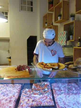 Pizza al Pezzo