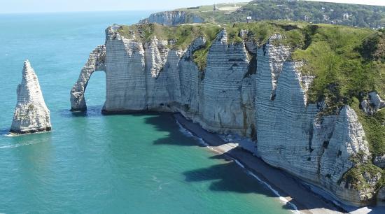 Falaise d 39 aval la plus belle photo de falaise d 39 etretat etretat tripadvisor - Office de tourisme d etretat ...