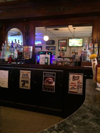 Brodhead, WI: The name is bridges bar and grill now