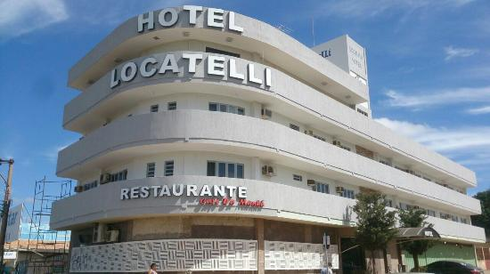 Valparaiso De Goias: Locatelli Hotel