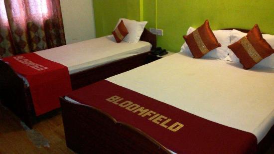 OYO 26157 Bloomfield: super deluxe room