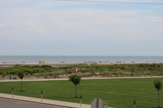 Jolly Roger Motel : View from our room