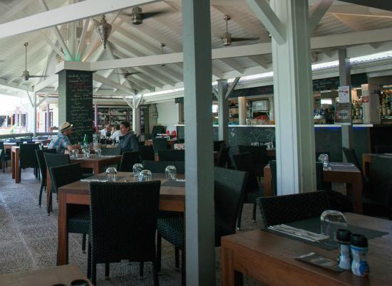 The Hideaway Restaurant: The Hideaway