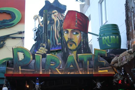 Captain Pirate Restaurant