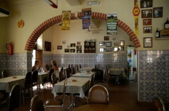 Coruche, Portugal: Restaurante O Maia