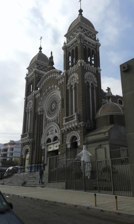Iglesia Corazon de Maria