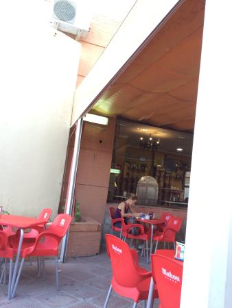 Cafeteria La ROSA