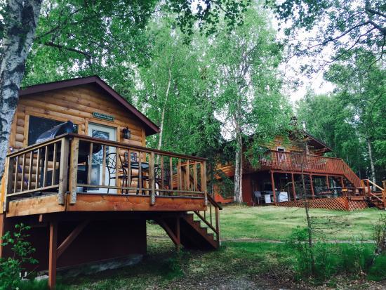 Alaska Serenity Lodge: Cabin and home rentals