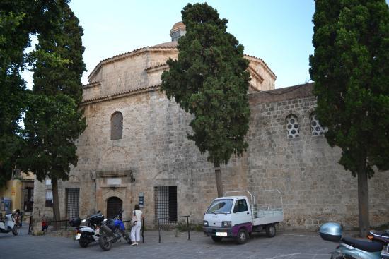 Great Hamam: Хаммам. Вид с площади