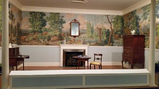 Mint Museum Randolph: 1 st visit