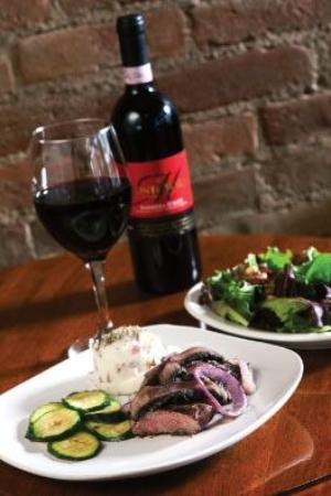 Ventana Gourmet Grill : Burgundy Steak