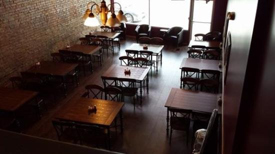 Ventana Gourmet Grill: Private rental room