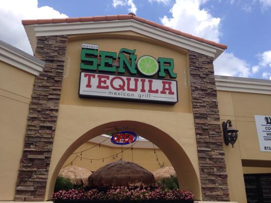 Senor Tequila Mexican Restaurant Tampa Fl