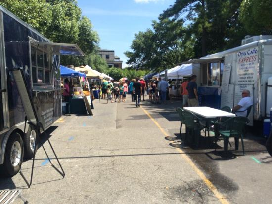 Food Trucks Summerville Sc