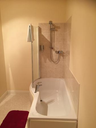 Blorenge House: Bath/shower room