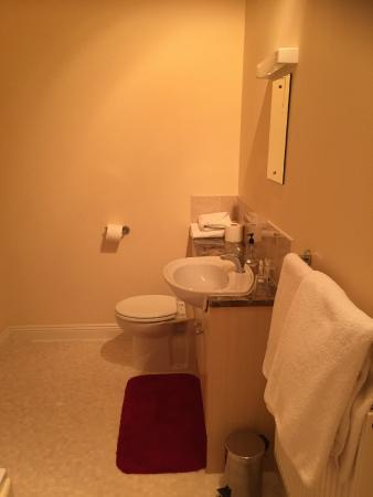 Blorenge House: Bathroom