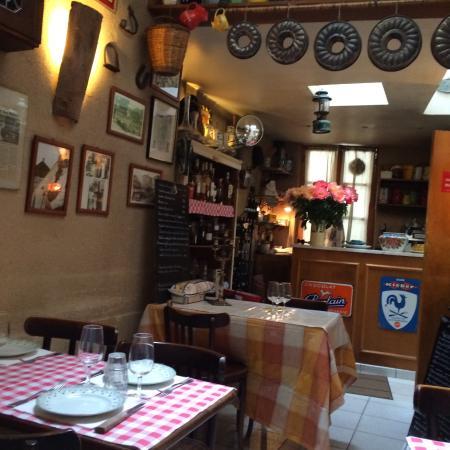 Chez Rosito: Salle