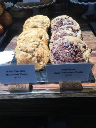 Crisp Bake Shop : The descriptions of these cookies say it all.
