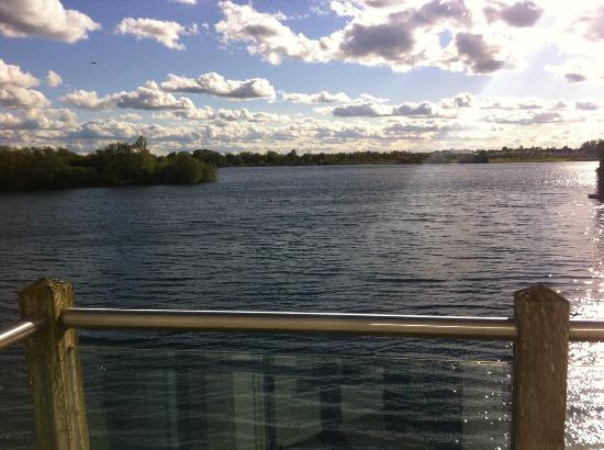 Watermark Lakeside Homes & Holidays Ltd: The lake