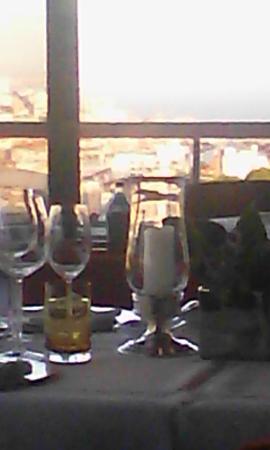 Le restaurant panoramique