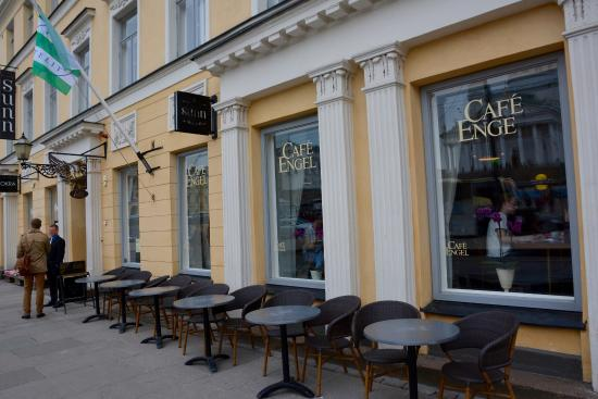 Cafe Engel : Exterior