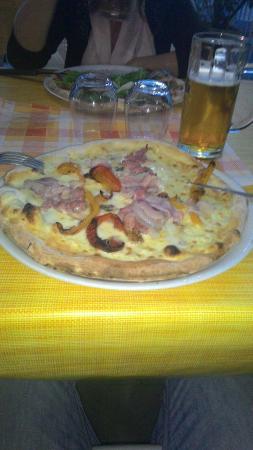 La Locomotiva : Pizza Ò Pazzo....mmmmm