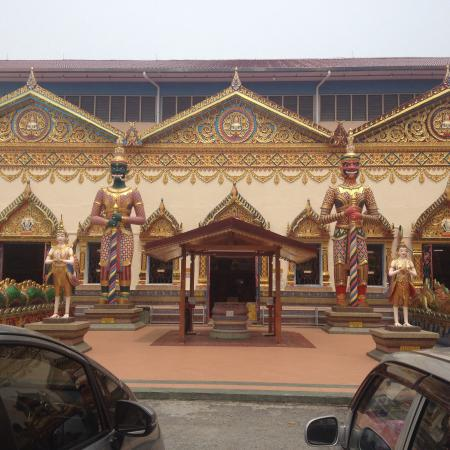 Museum Hotel: Buddha temple,George Town