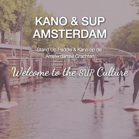 Kano and SUP Amsterdam