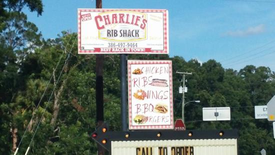 Charlie's Rib Shack