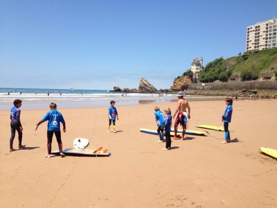 Ecole de Surf Hastea : Hastea Super Surf School