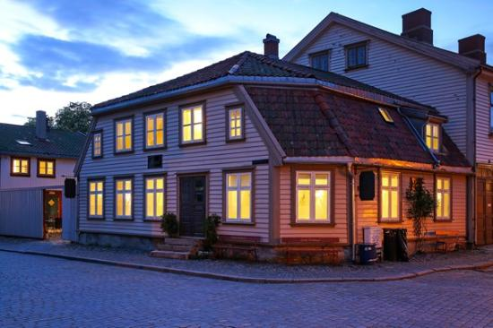Gamlebyen Hotell