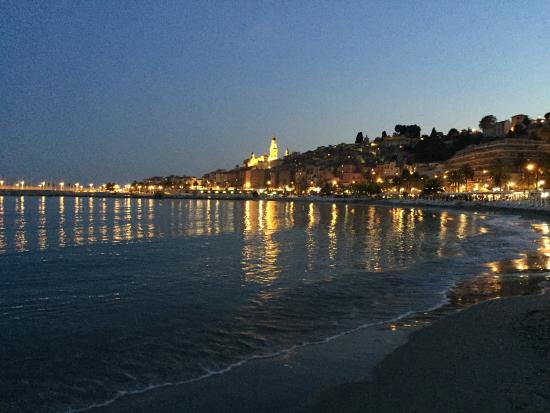 cheap for discount 1ce44 3c62d La dolce vista!! - Picture of Plage La Dolce Vita, Menton ...