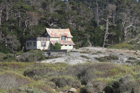 Interesting house on 17 mile drive picture of seventeen for 17 mile drive celebrity homes