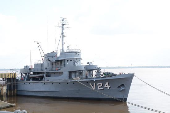 Naval da Amazonia Museum