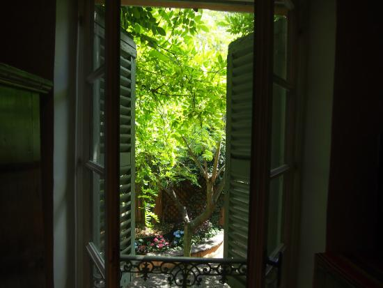Le Petit Siam : The view from my room