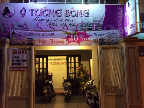 Y Tuong Song Massage